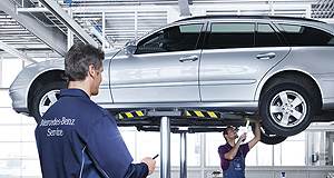 General News  Star service: Mercedes-Benz is still ahead of its luxury brand rivals when it comes to aftersales customer service in Australia, as measured by JD Power, but Audi has closed the gap considerably over the past 12 months.