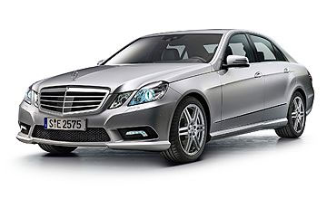 2009 Mercedes-Benz E-class sedan range Car Review