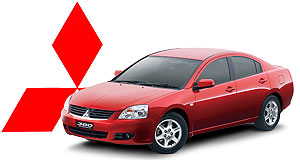 Mitsubishi  Doomed: MMAL sold just 10,942 examples of its staple 380 in 2007.