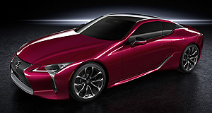 Lexus 2017 LC 500At last: Lexus engineers and designers have been working for years on the new LC500 coupe that is now set for production for world markets, including Australia, in 2017.