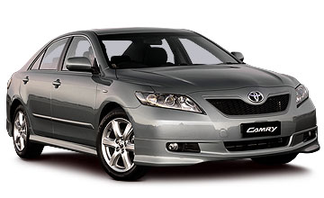 2006 toyota camry sportivo sedan goauto overview. Black Bedroom Furniture Sets. Home Design Ideas