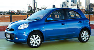 Nissan Micra 5-dr hatch rangeNot so micro: New Micra is bigger and safer but cheaper than before.