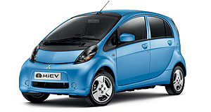Mitsubishi 2012 i-MiEV Go the distance: Mitsubishi will offer two new i-MiEV variants in the Japanese market, each with different-sized driving ranges.