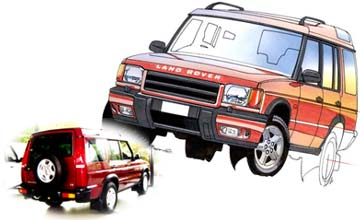 1999 Land Rover Discovery TD5 5-dr wagon Car Review
