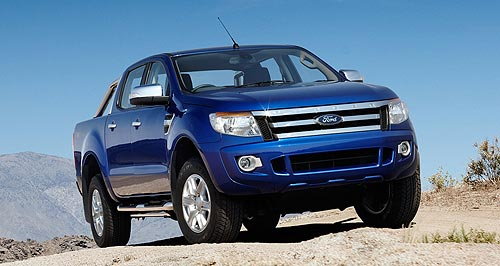 Ford 2011 Ranger No compromise: Ford is confident that it has done everything possible to make its new Ranger leader of the pack.