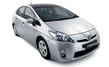 2009 Toyota Prius i-Tech 5-dr hatch Car Review
