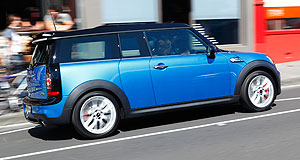 Mini  Maturing: The Mini JCW Clubman is one the models that is helping Mini mature with its customers.