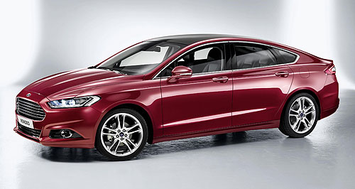 Ford 2017 Falcon Next big thing: Ford's next large car and SUV look likely to be built on the Mondeo's C/D platform.