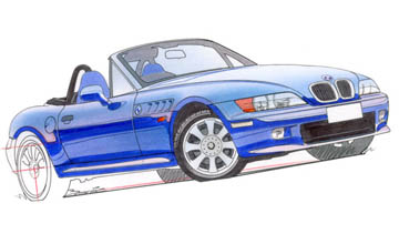 1999 bmw z3 2 0 convertible goauto overview. Black Bedroom Furniture Sets. Home Design Ideas