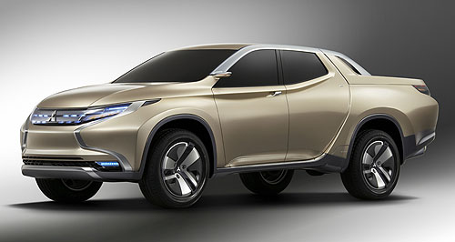 Mitsubishi 2014 Triton Safe bet: Mitsubishi is aiming for a five-star Euro NCAP crash rating for its next generation Triton ute, that is expected to be released in 2014.