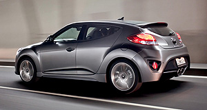 Hyundai Veloster SR TurboHot performance: The Hyundai Veloster SR Turbo  arrives in Australia with an attractive sticker price to tackle its hot hatch rivals.