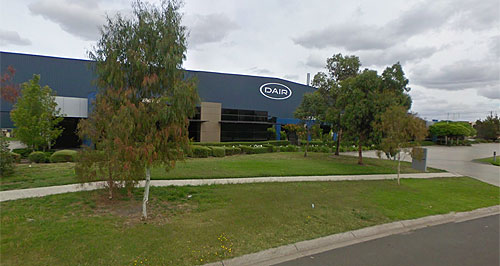 General News Parts Back to work: The industrial dispute at DAIR Industries has concluded after negotiations between the company and unions at Fair Work Australia on Sunday. Image: Google Street View.