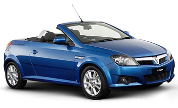 2005 Holden Tigra coupe-convertible Car Review