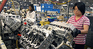 General Motors Gm Invests Us60m In Us Engine Plant Goauto
