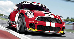 Mini 2008 Cooper JCW ChallengeMajor Mini: Challenge drives 154kW and 280Nm through a limited-slip diff.