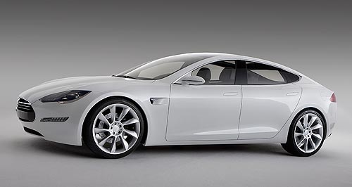 Tesla  Cash strapped: Investment in the Model S sedan is the reason Tesla is unprofitable, says CEO Elon Musk.