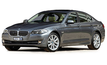 2010 BMW 5 Series 535i sedan Car Review