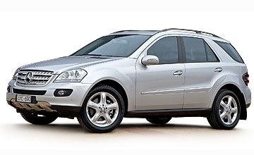 2007 Mercedes-Benz M-class ML500 5-dr wagon Car Review