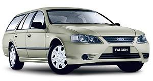 Ford Falcon Workhorse: The wagon has been part of Ford Australia's range since 1960.