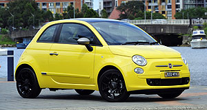 Fiat 500 Small change: Fiat fans can expect better-value 500s in the near future as the factory-owned Chrysler Australia takes the reins as local distributor.