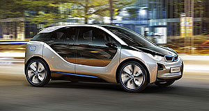 BMW 2014 i3 Low charge: North America's BMW chief executive says electric i3 will sell for around $US40,000.