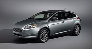 Ford 2014 Focus ElectricElectric dreams: Local buyers will have to wait for the Ford Focus Electric as it will be launched in Europe before landing on Australian shores.