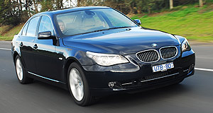 BMW  Check-out: All BMW E60 5 Series models, such as this 2005 530i, are affected by the latest recall.