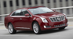 Opel 2013 Omega Big boy: Cadillac's XTS large car is said to be the base for a new Opel flagship that could revive the Omega name.