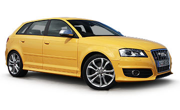 2008 Audi A3 S3 Sportback 5-dr hatch Car Review