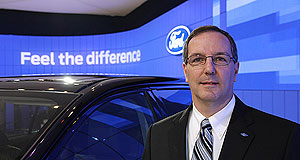 Ford  Up for the challenge: Ford's Bob Graziano will take the reins of the FCAI from January 1.