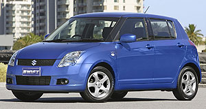 Suzuki  Hatch dispatch: The Swift has been instrumental in Suzuki's local growth.