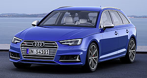 Audi 2016 A4 S4 AvantWild wagon: The Audi S4 will launch the same time as the sedan in Australia, arriving in the final quarter of the year.