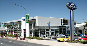 Ford  Credit queue: Some car dealers and buyers are unable to finance vehicles.