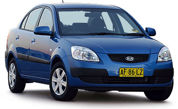 2005 Kia Rio sedan/hatch range Car Review