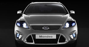 Ford  Kinetic: Mondeo's new-found style will spread across the FoMoCo world.