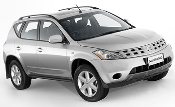2005 Nissan Murano range Car Review