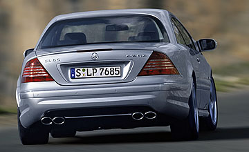 2004 mercedes benz cl class cl65 amg goauto our opinion. Black Bedroom Furniture Sets. Home Design Ideas