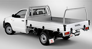 "General News Sales 'Lux a fortune: Federal agencies are not required to submit a business case for purchasing imported light commercials like the Toyota HiLux, despite a government policy of buying Australian-made unless not ""operationally suitable""."