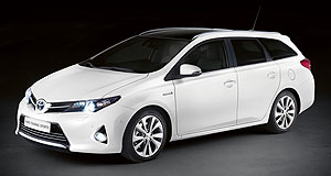 Toyota 2013 Corolla WagonOff the wagon: Toyota Australia is unlikely to import the Euro-oriented new-generation Corolla wagon.