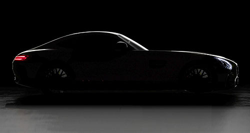 Mercedes Amg Outs Gt Silhouette Goauto