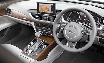 2013 audi a7 sportback 3 0 tdi quattro goauto how much. Black Bedroom Furniture Sets. Home Design Ideas