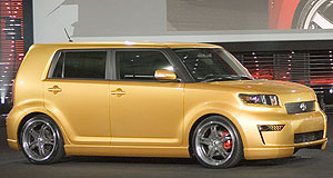 Scion 2008 xB X-car: Scion's chances here depend largely on Japan's Scion plans.