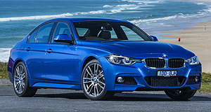 Market Insight Market Insight 2016 Out of Africa: German car-maker BMW's 3 Series (left) and its main rival, Mercedes' C-Class are both produced in South Africa for the Australian market.