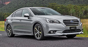 Early Update For Subaru Outback Liberty Cars News