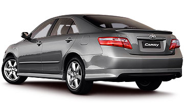 2006 toyota camry sportivo sedan goauto our opinion. Black Bedroom Furniture Sets. Home Design Ideas