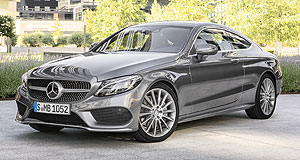 Mercedes-Benz  Model behaviour: Mercedes' model onslaught continues with more stylish gear such as the C-Class Coupe, Cabriolet and GLC Coupe arriving over the next two years to keep its rivals at bay.
