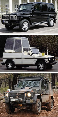 First drive: Benz gives G-wagen another go   GoAuto