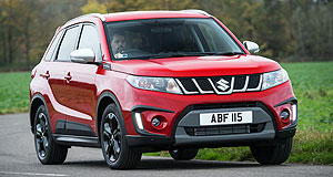 Suzuki Vitara Blown away: Suzuki is expecting fewer supply issues for its Vitara Turbo that will arrive in showrooms in the third quarter.
