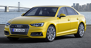 Outlook 2016 models LuxuryA-grade: Audi will launch the B9 A4 into the Aussie market early in 2016, with the Avant coming in winter.