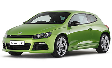 2012 Volkswagen Scirocco R coupe Car Review